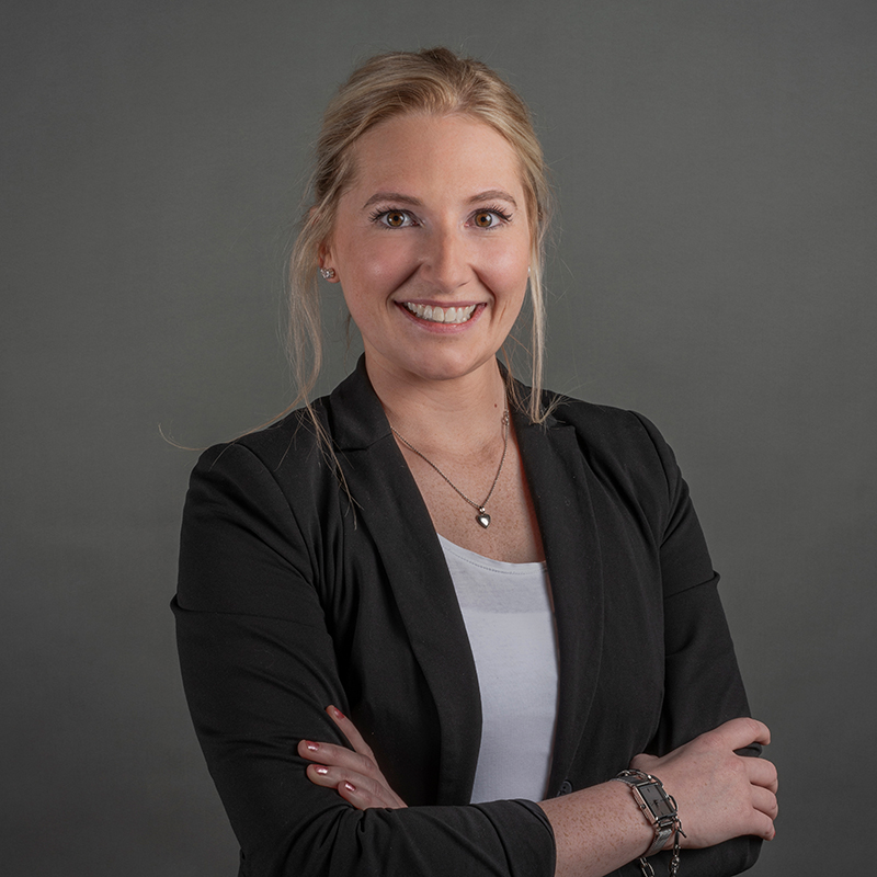 Anna Rosing - Assistant of Management